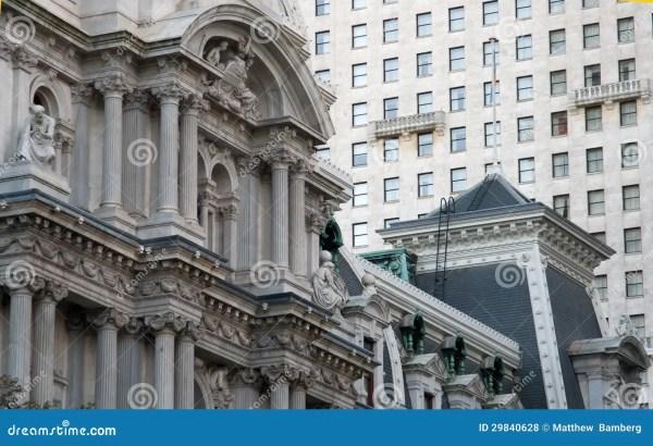Classic Philadelphia Architecture
