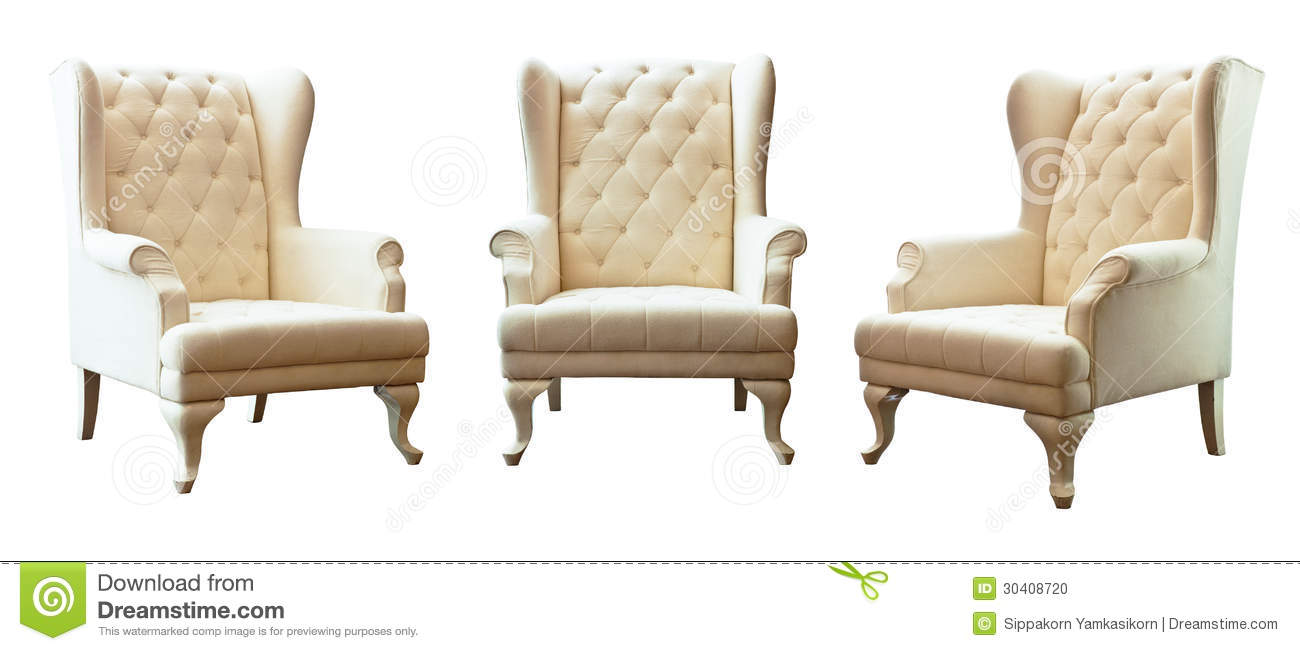 Classic Chair Stock Photo  Image 30408720