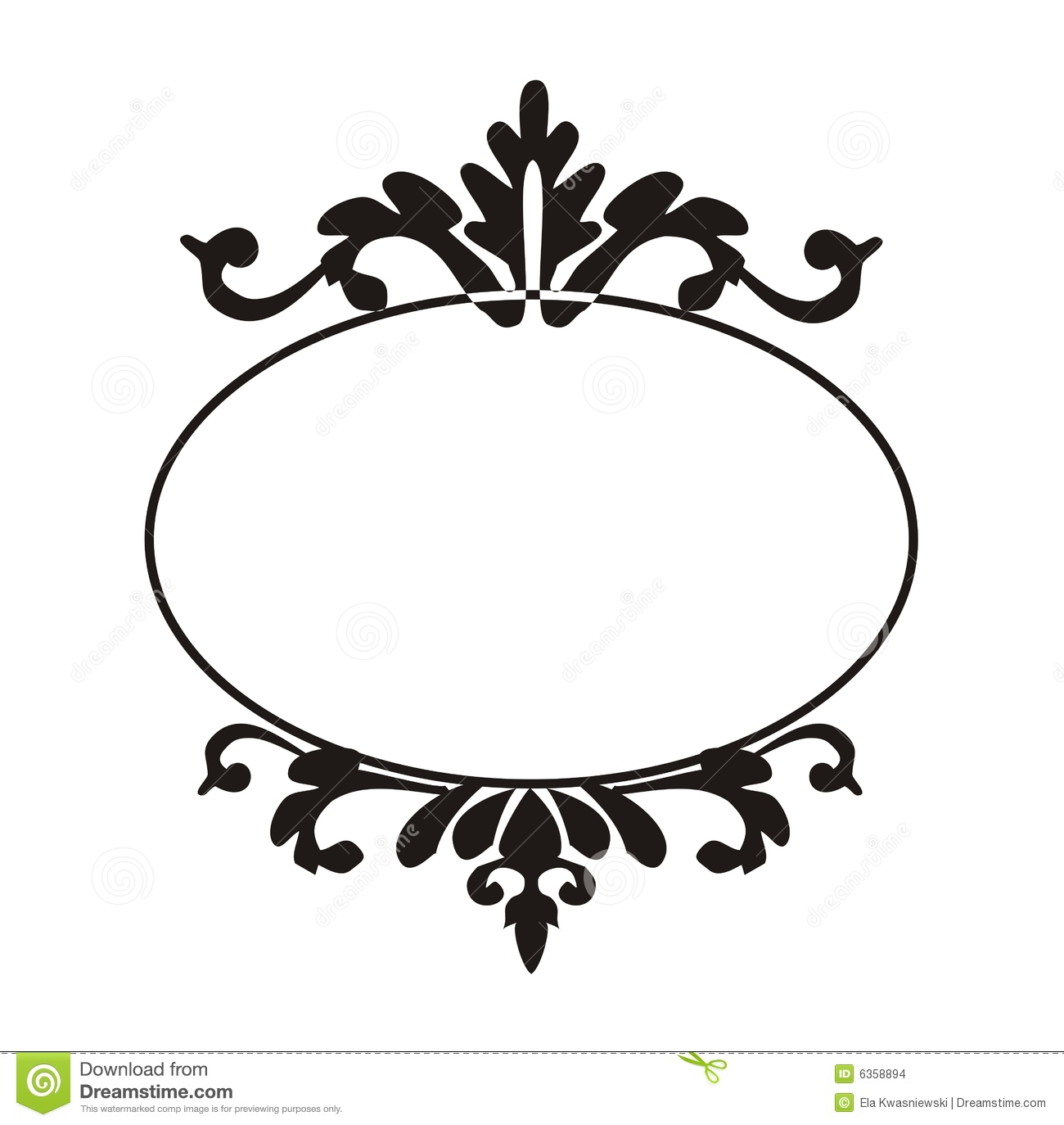 Classic design elements stock vector. Image of pattern