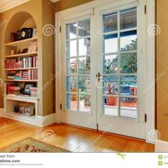 Kitchen Corner Shelves How To Remodel A Classic Entrance Hall With Wooden Glass Doors And Built-in ...