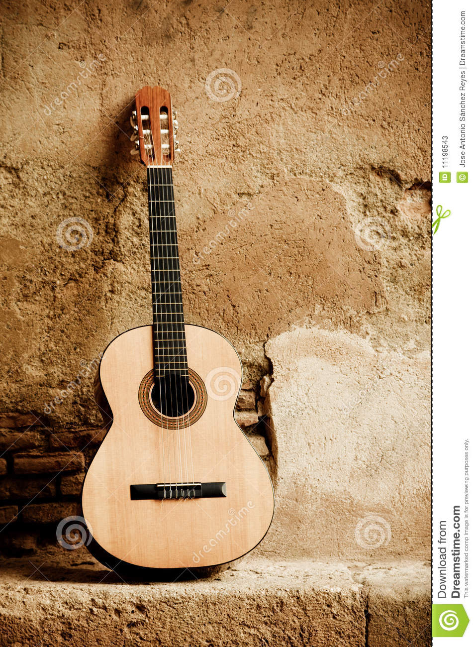 Guitar Hd Wallpapers 1080p Classic Guitar On Wall Stock Image Image Of Brown