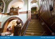 Grand Hotel Lobby Stairs