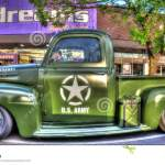 Classic 1950s U S Army Ford Pickup Truck Editorial Photography Image Of Truck Khaki 101567202