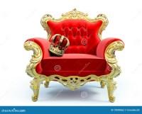 Classic luxury chair stock illustration. Illustration of ...