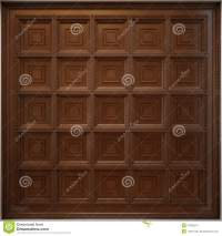 Classical Wooden Caisson Ceiling Stock Images - Image ...