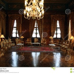Chairs 4 Less High Chair Cover Singapore Classy Room Mohamed Ali Palace Stock Photo - Image: 1825250