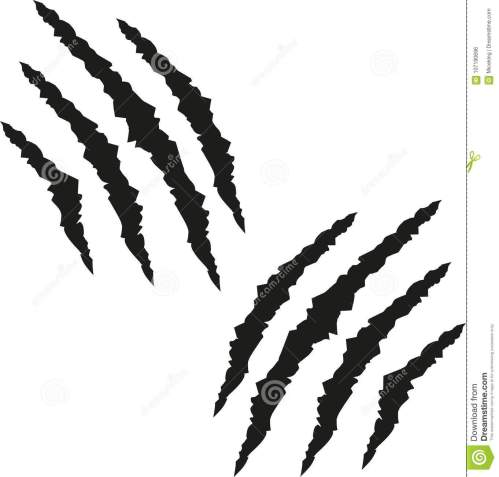 small resolution of claw marks stock illustrations 194 claw marks stock illustrations vectors clipart dreamstime