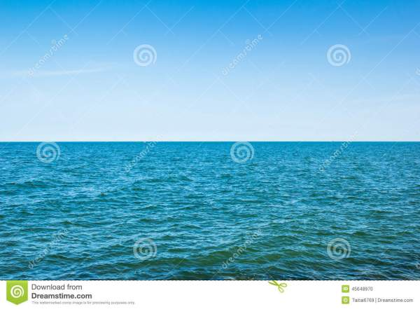Clean Sea Summer Stock - 45648970