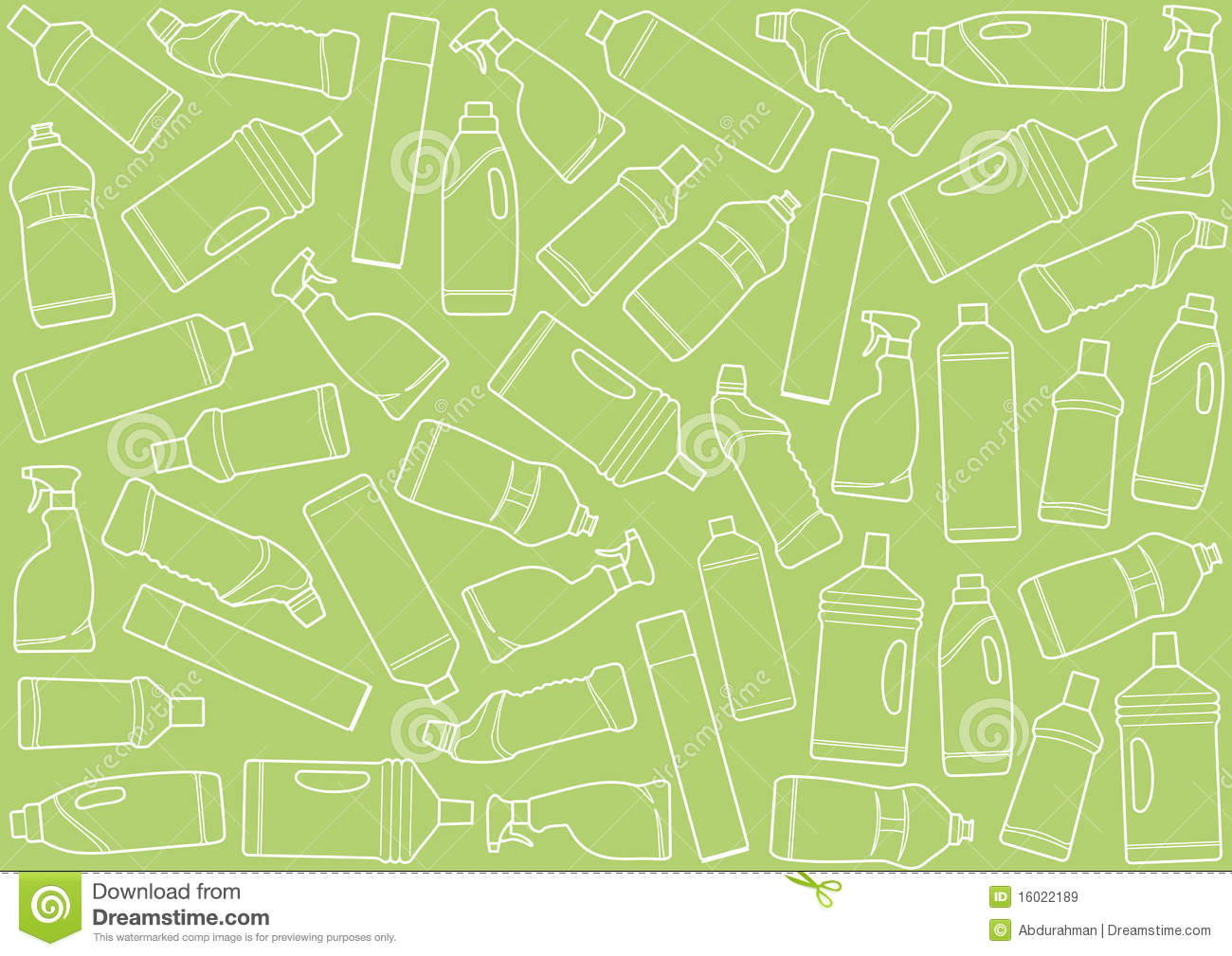 Cleaners Background Stock Vector Illustration Of Laundry