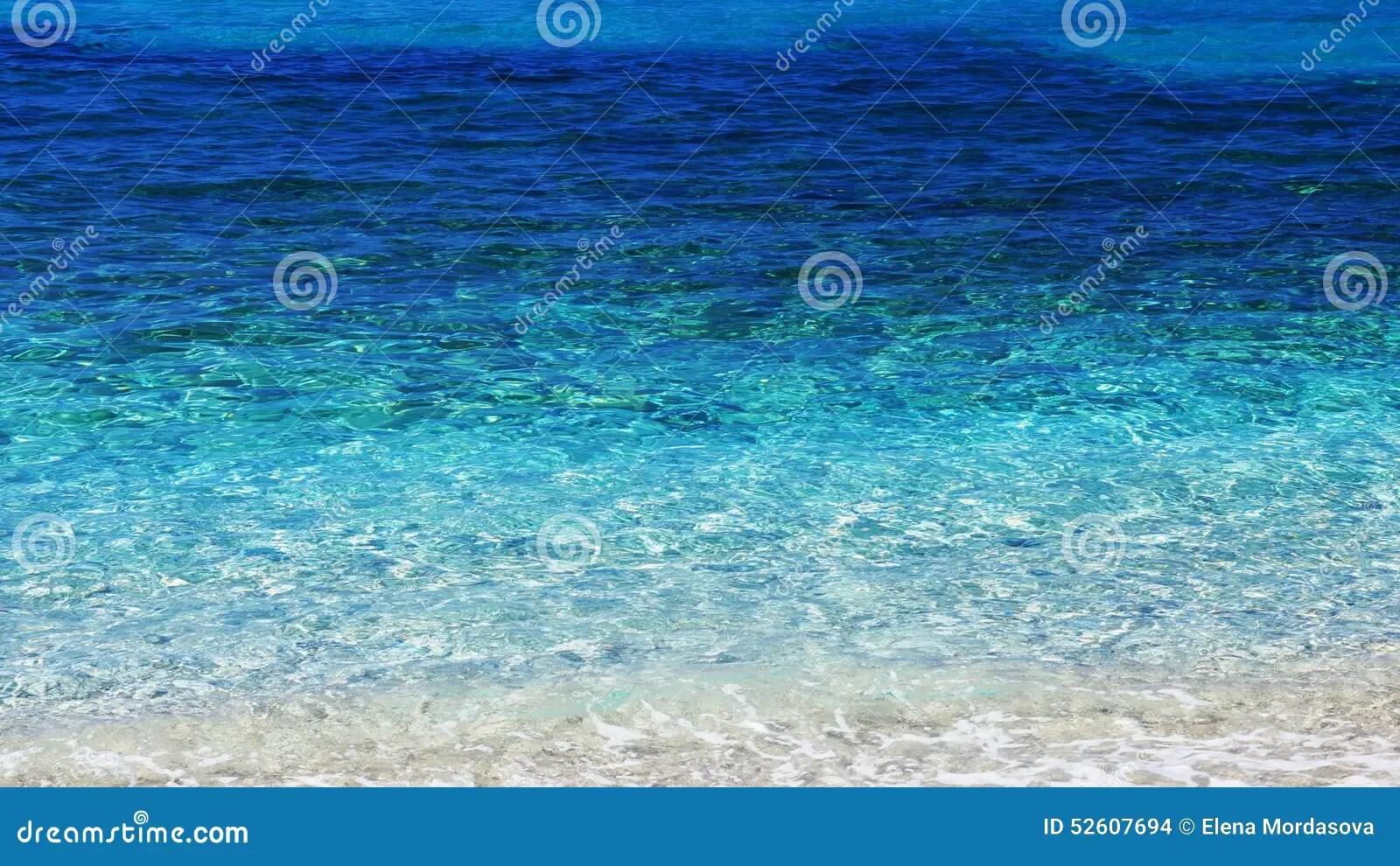 clear blue sea texture