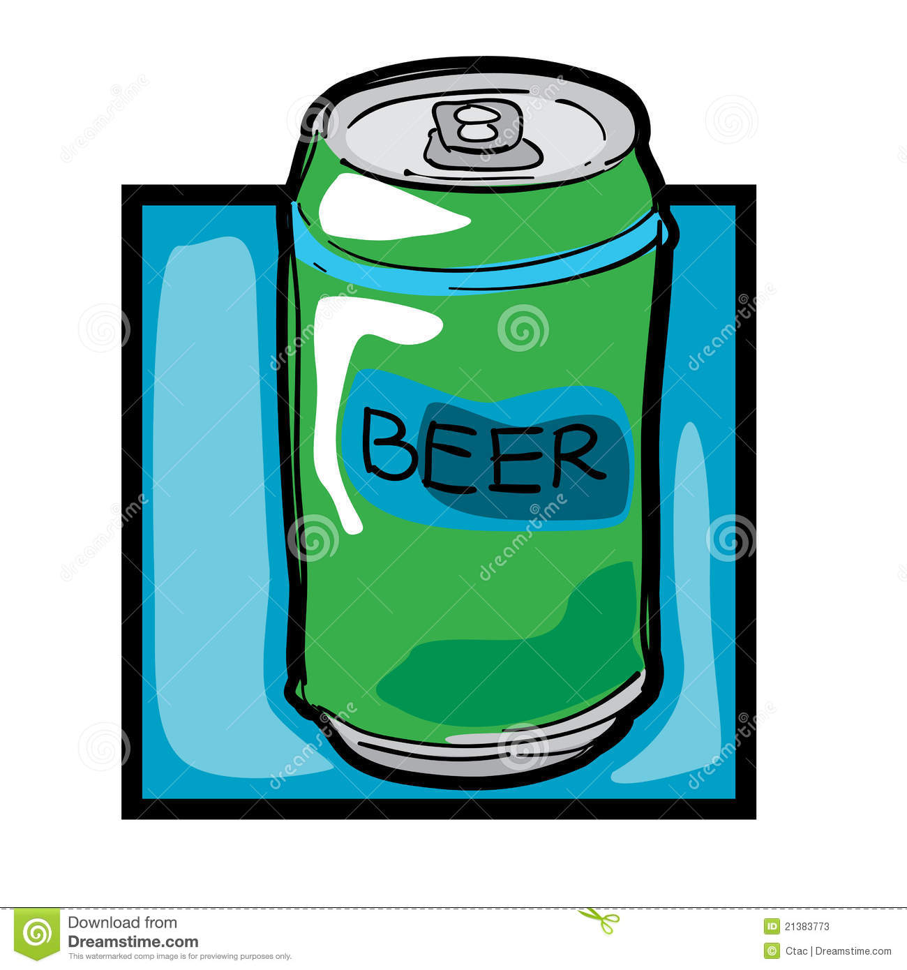 hight resolution of clip art beer can