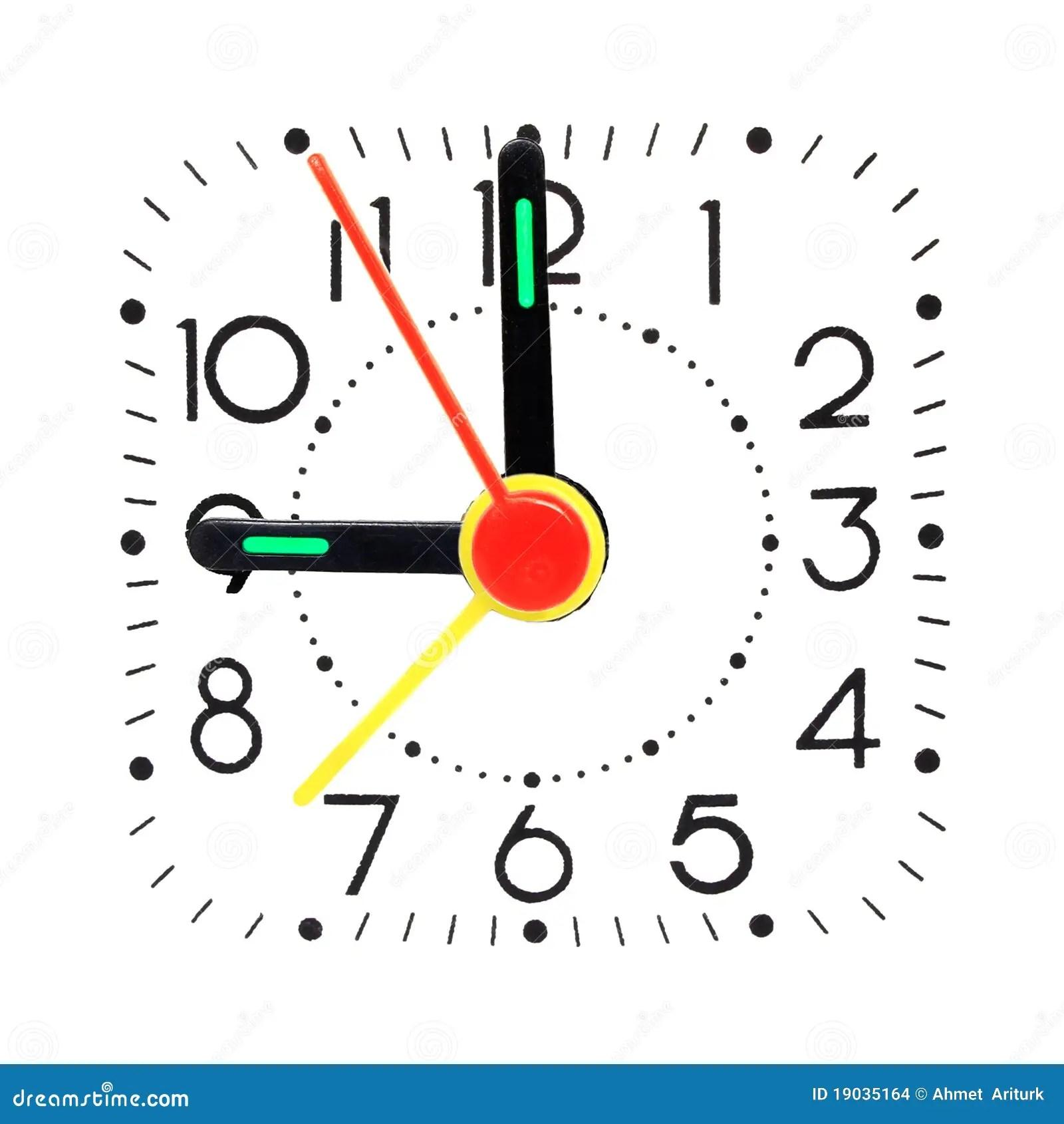 Alarm 4 Oclock M