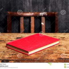 Xl Desk Chair How To Make A Slipcover For Closed Book On By Blackboard Royalty Free Stock Photos - Image: 33040818