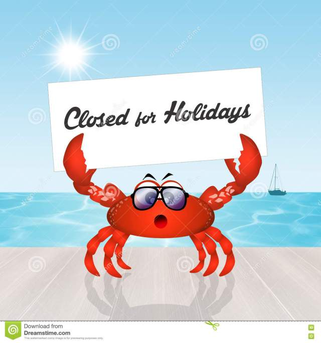 It is a photo of Enterprising Holiday Closed Signs Printable