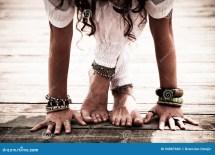 Barefoot Woman Foot