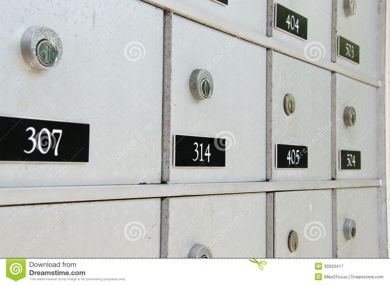 Mailboxes For Apartment Buildings