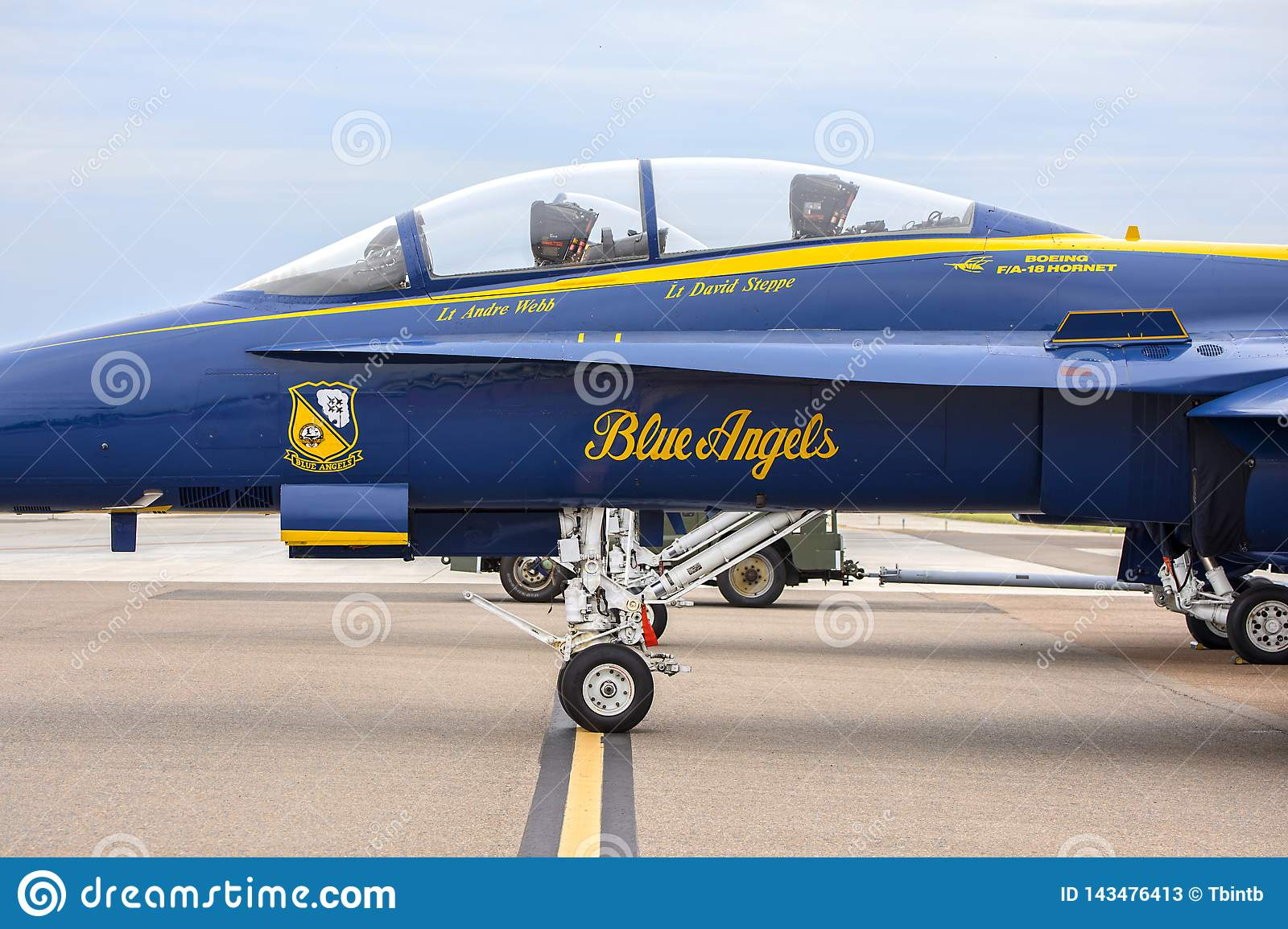hight resolution of closeup of a us navy blue angels fighter jet f18 hornet cockpit