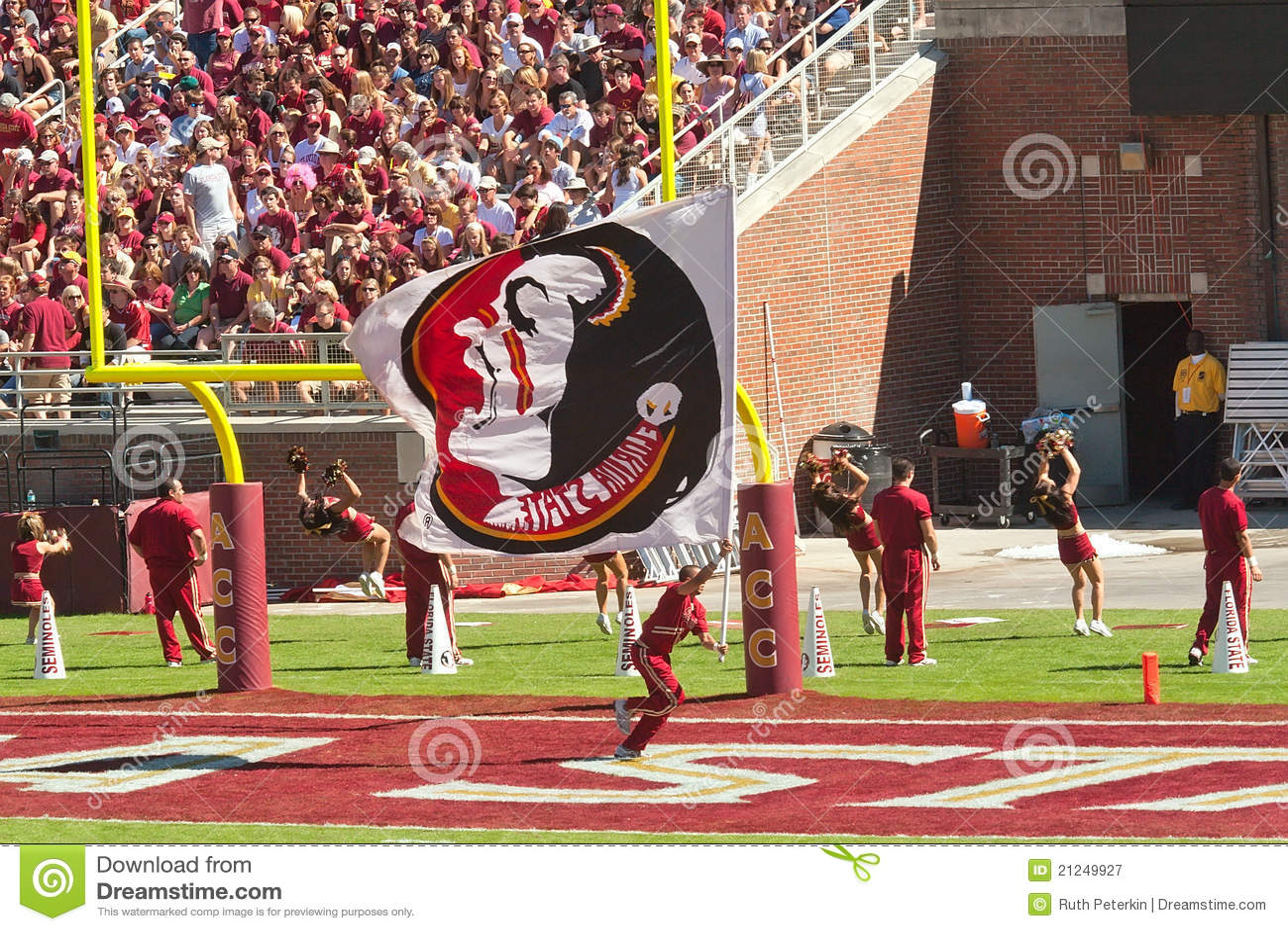 University Maryland Cheerleaders 2011