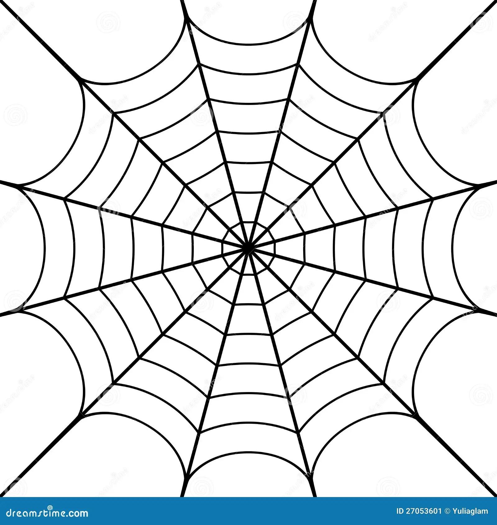 Cobweb Stock Vector Illustration Of Clip Spider Goth