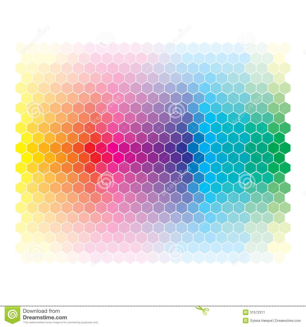 medium resolution of color spectrum abstract wheel colorful diagram ba stock offset lithography diagram rim offset diagram