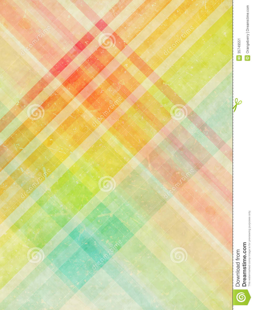 Colored Vintage Background Stock Image Image Of Design