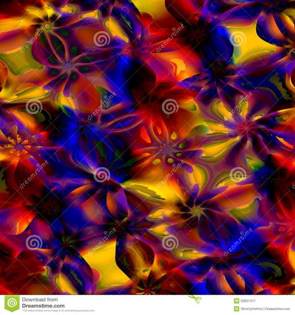 Colorful Abstract Art Designs Patterns