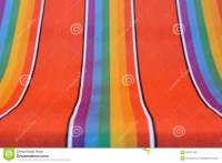Colorful Fabric Texture From Beach Chair Stock Photo ...