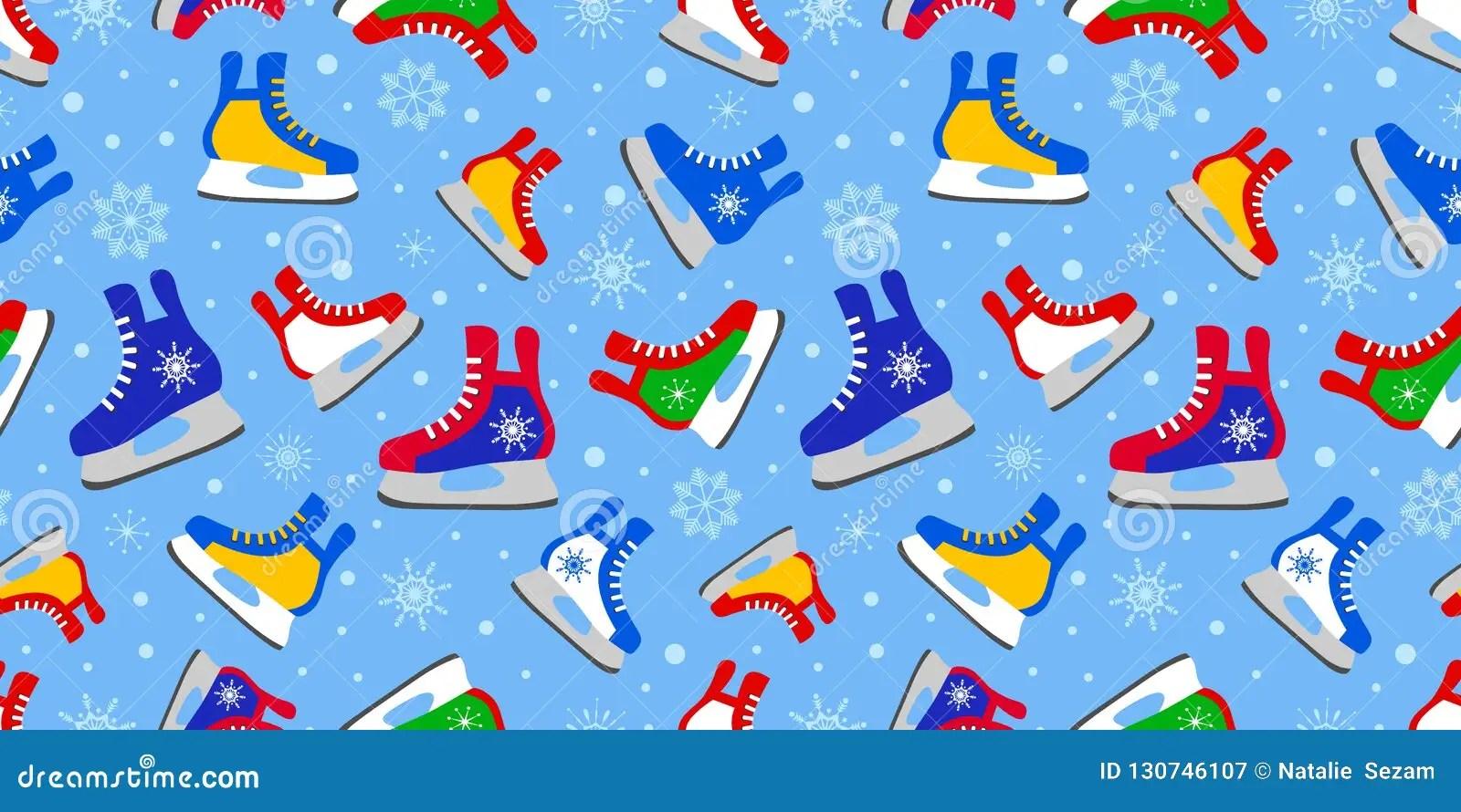 Ice Skate Icon Cartoon Style Cartoon Vector