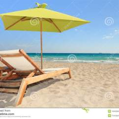 Beach Chairs And Umbrellas Pictures Sit Me Up Chair For Babies Colorful With Sun Umbrella Royalty Free Stock