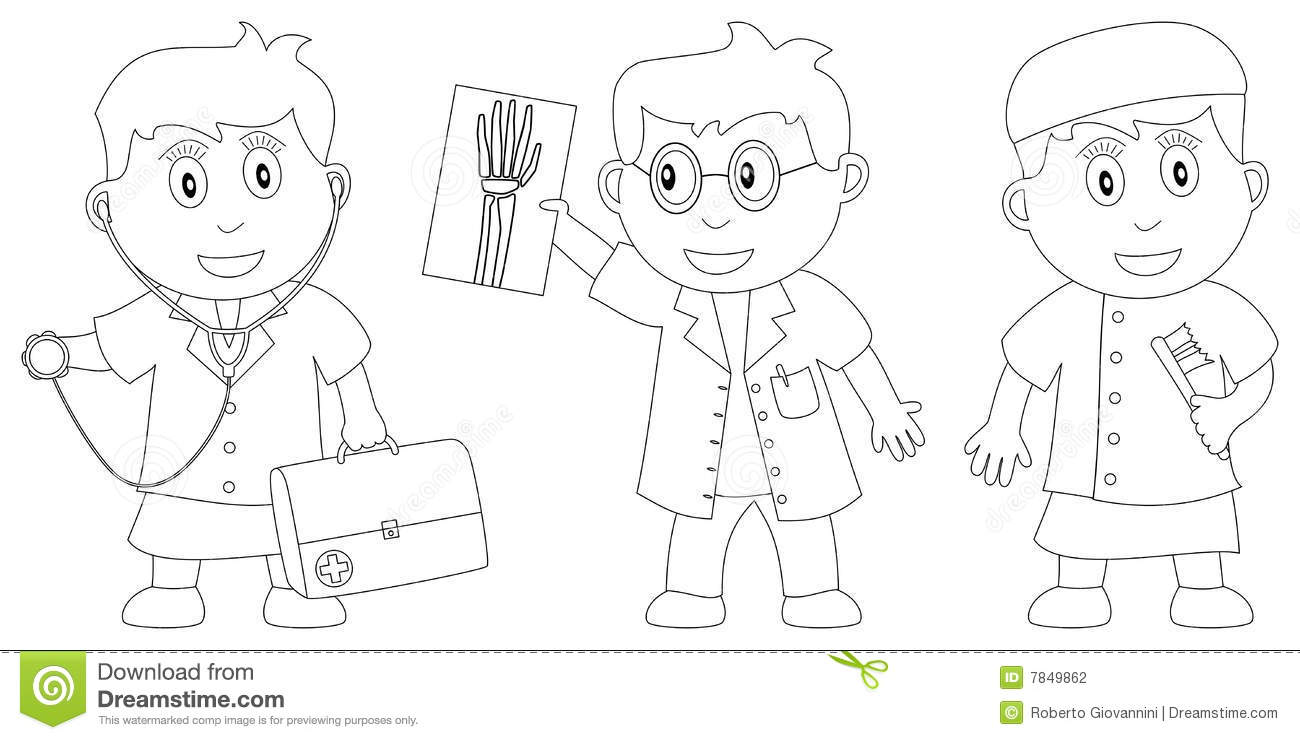 Coloring Book for Kids [7] stock vector. Image of drawing