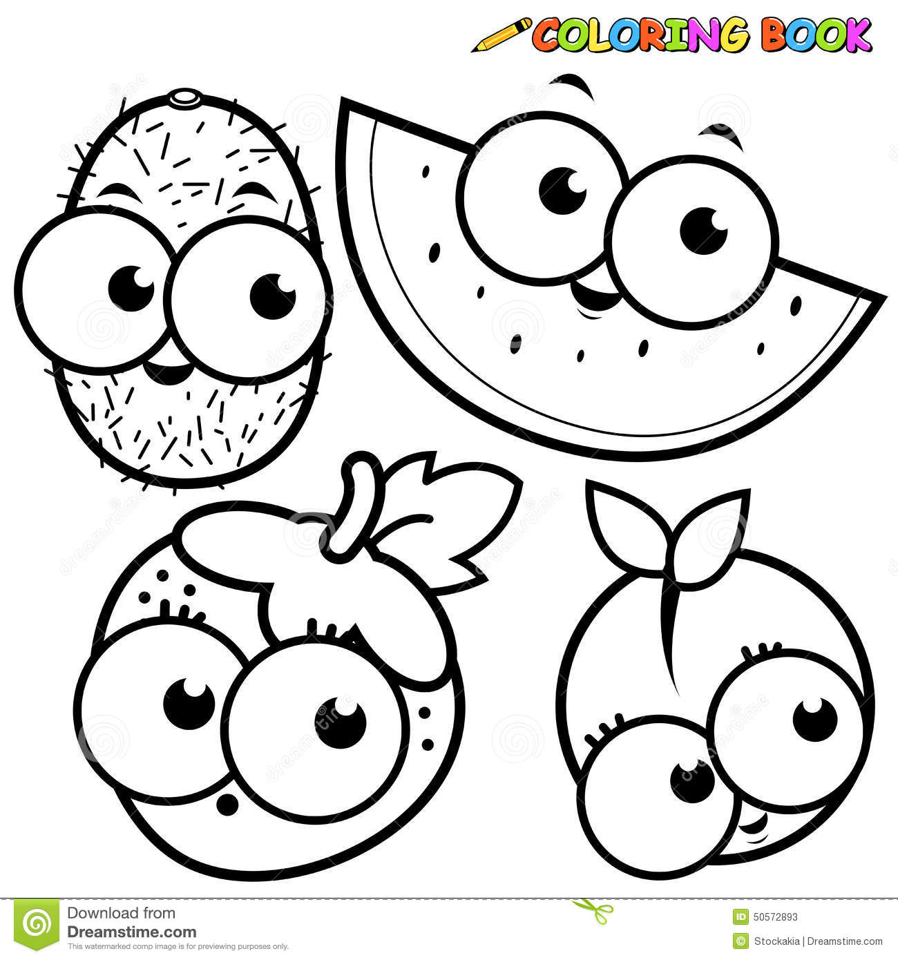 Food Emoji Coloring Pages Big Coloring Pages