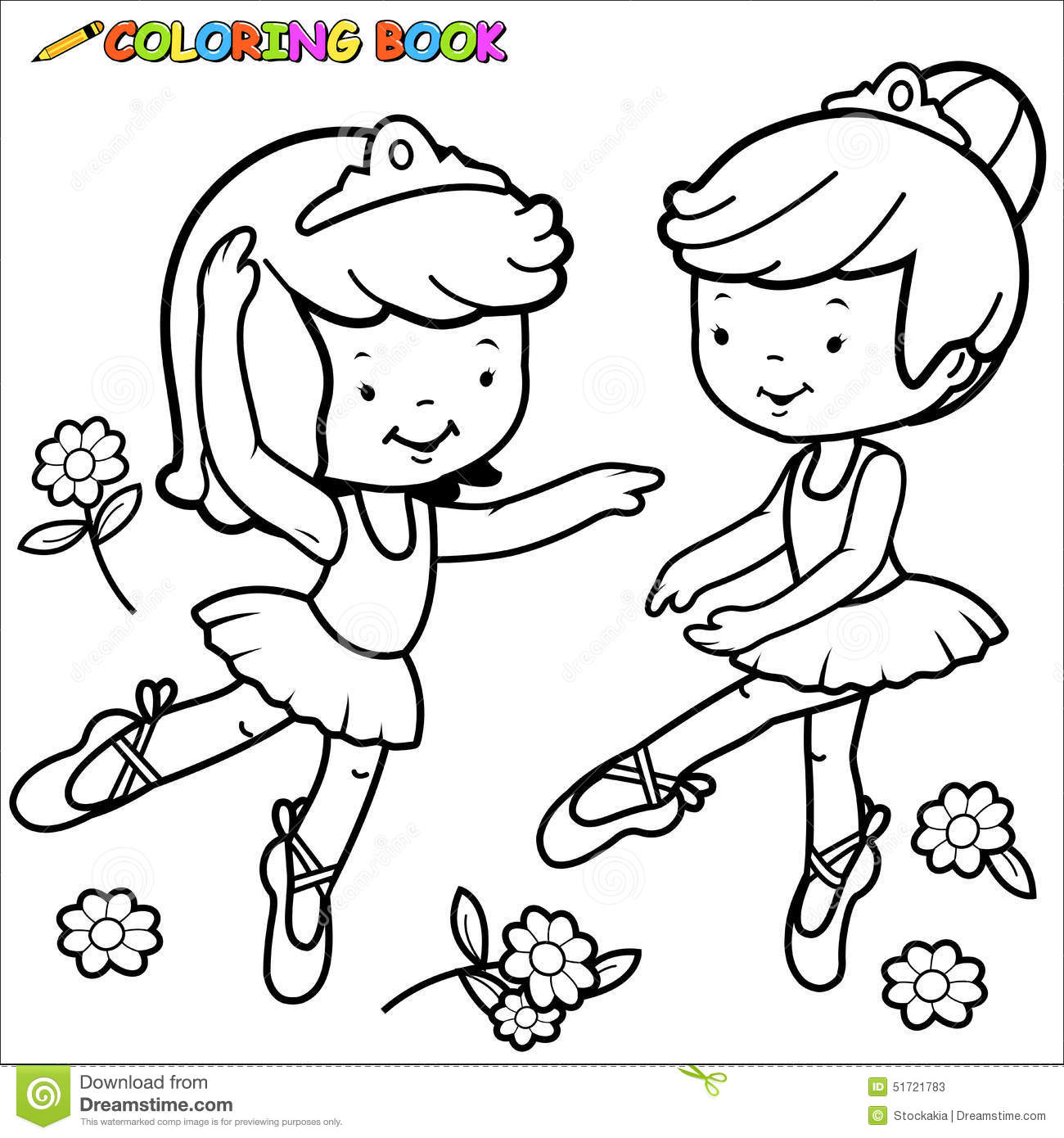 Bed Coloring Book Coloring Coloring Pages