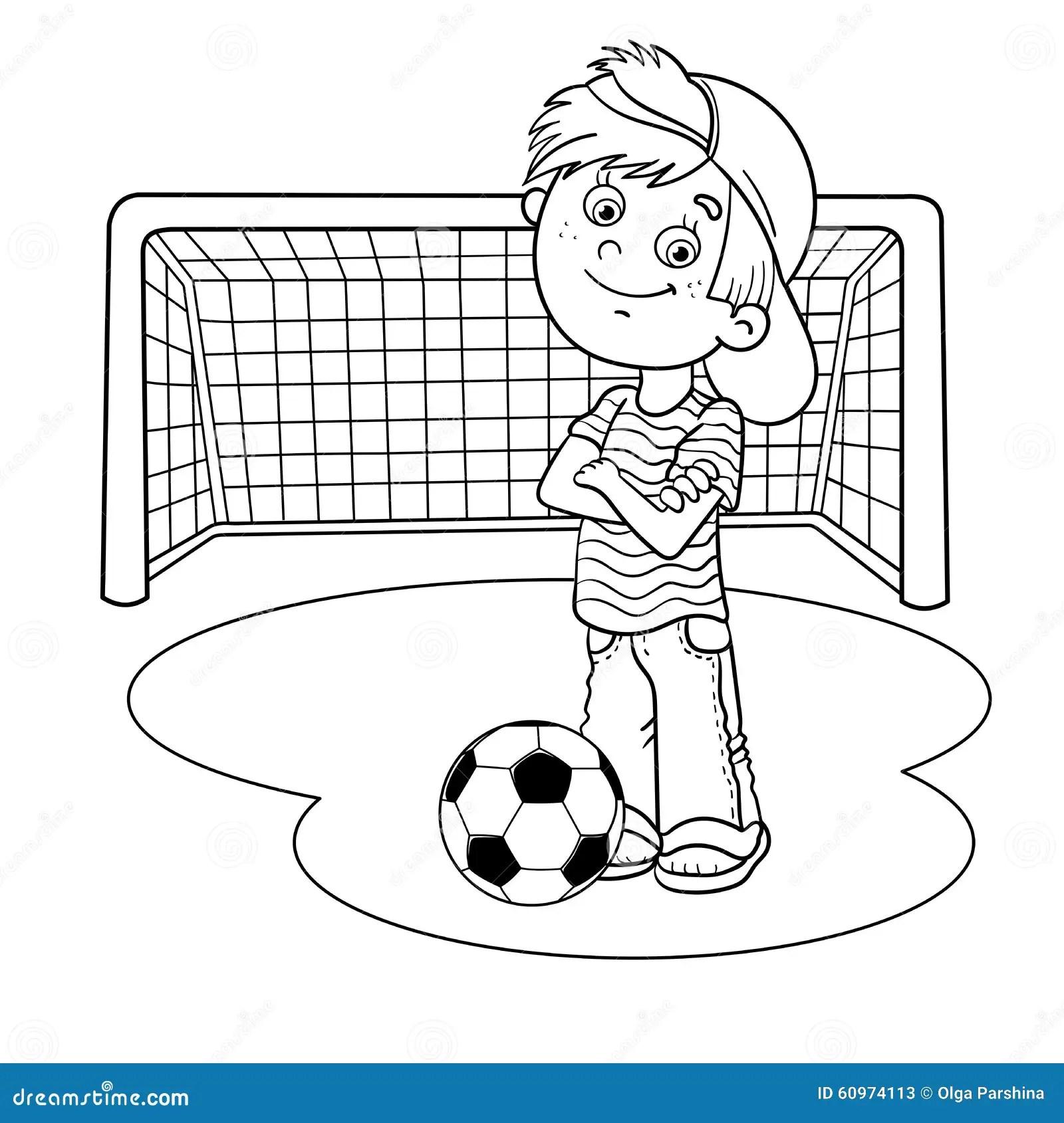 Soccer Goal Worksheet