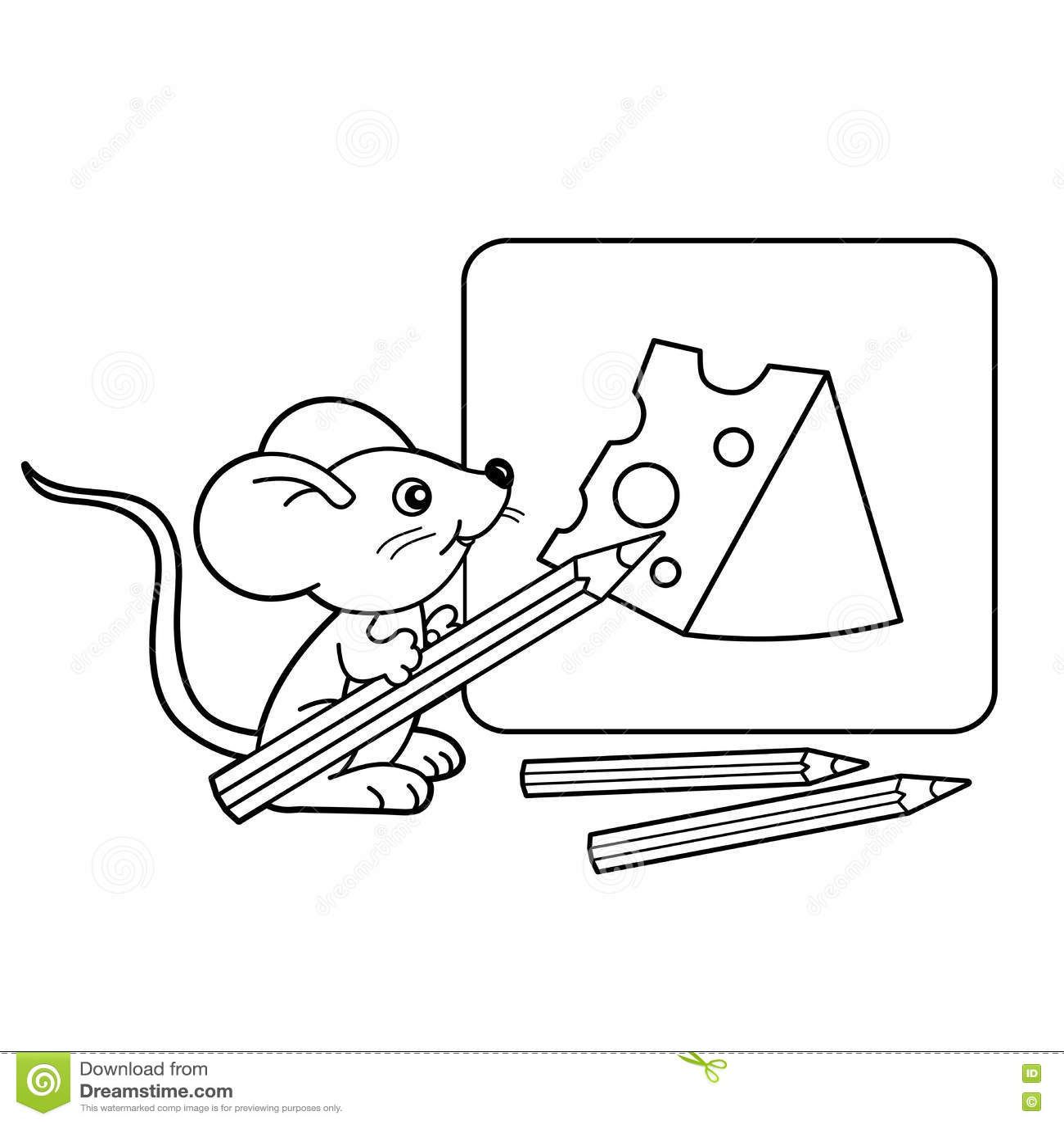 Cartoon Cup Pencils Pens Elements Working Vector