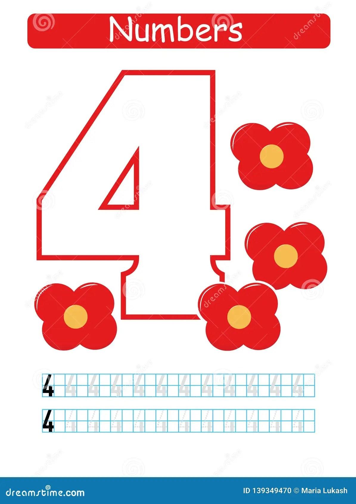 Coloring Printable Worksheet For Kindergarten And