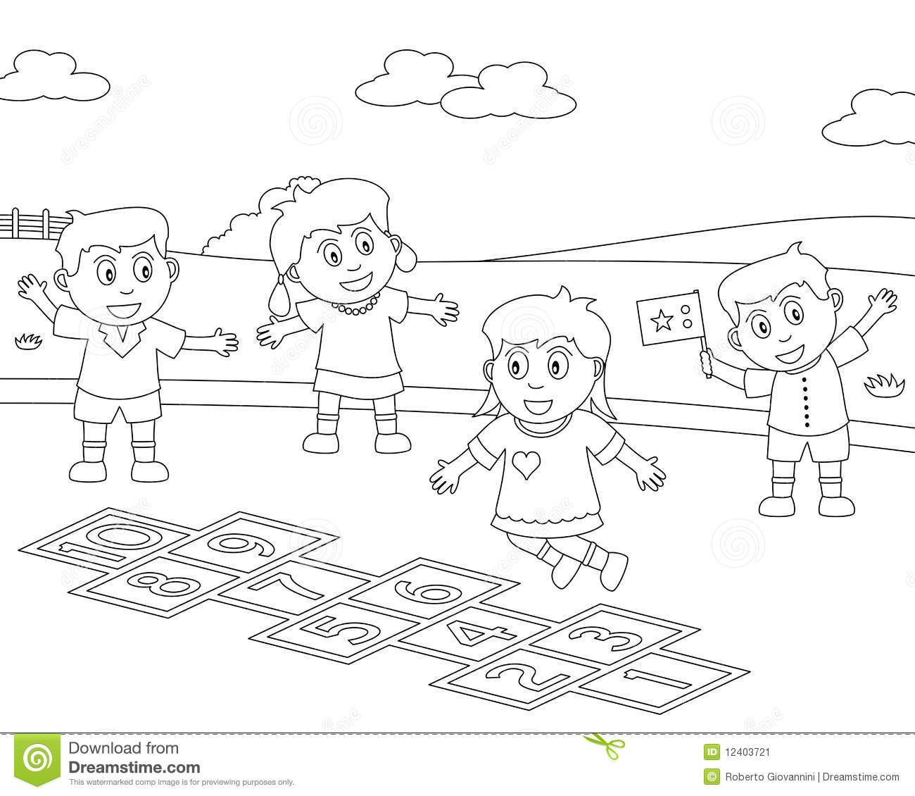 hight resolution of coloring sport for kids 8