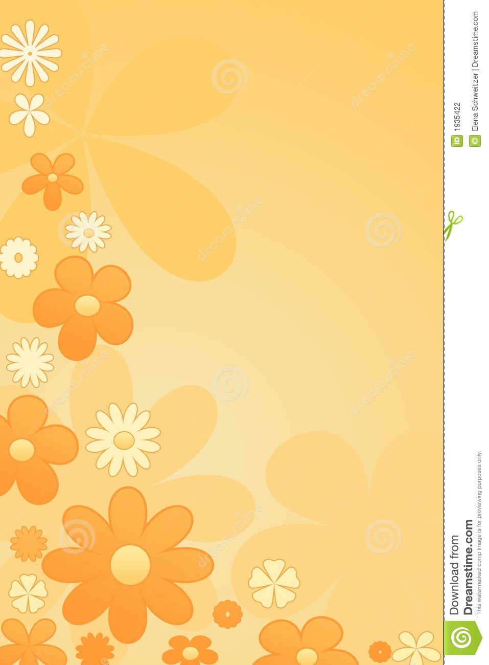 Rainy Nature Hd Wallpaper Colour Flowers Background Stock Photography Image 1935422