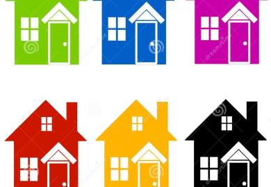 House Clip Art Stock Photos Images Royalty Free House