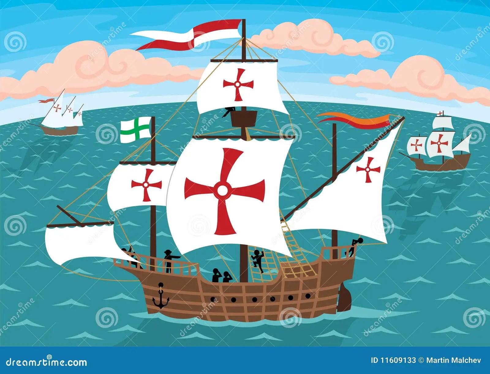 hight resolution of columbus s ships
