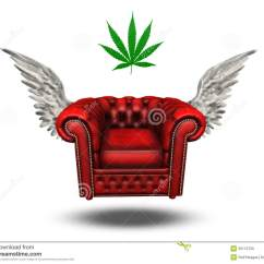 Wheelchair Weed Upholstered Toddler Chair Canada Comfort Royalty Free Stock Image 33119726