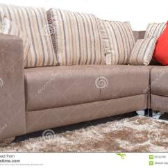 Sofa Set High Quality Images Red 2 Seater Argos Beautiful Leather Beige Color On A White Royalty Free