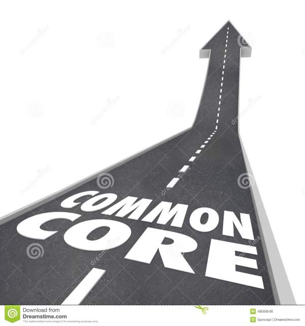 Common Core Education Curriculum School Standards Testing
