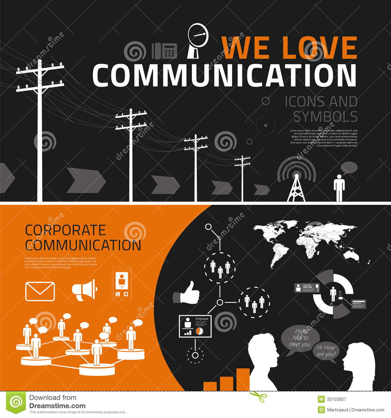 telephone pole diagram oven heating element wiring communication infographics elements, icons and symbols royalty free stock photography - image ...