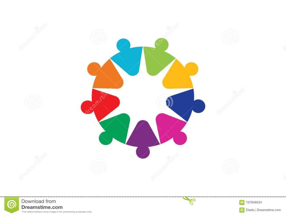 medium resolution of community network and social icon design