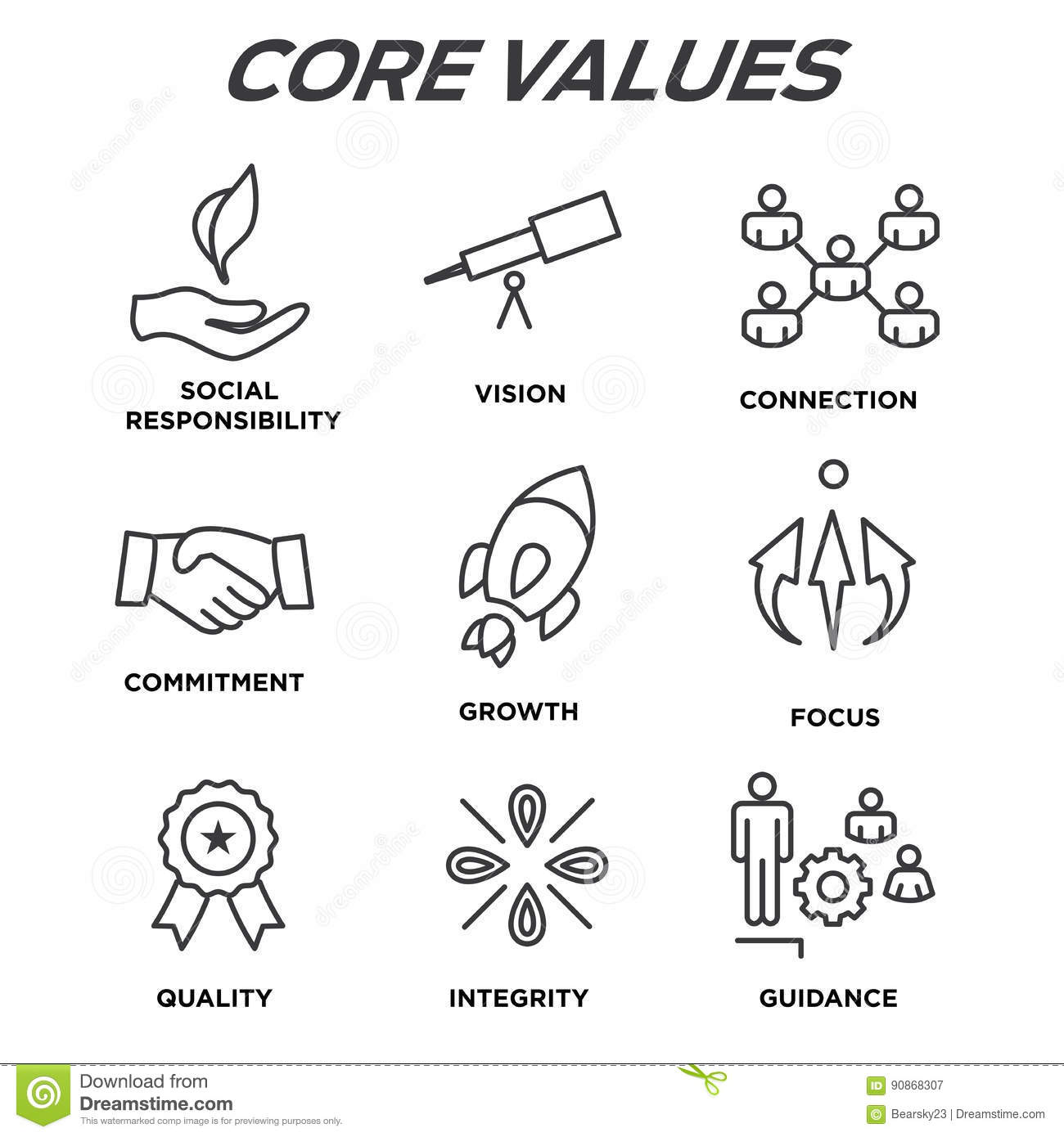 Core Cartoons Illustrations Amp Vector Stock Images