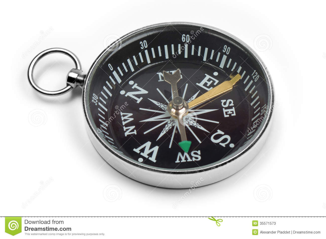 wooden kitchen clock cabinet cleaner compass stock photos - image: 35571573