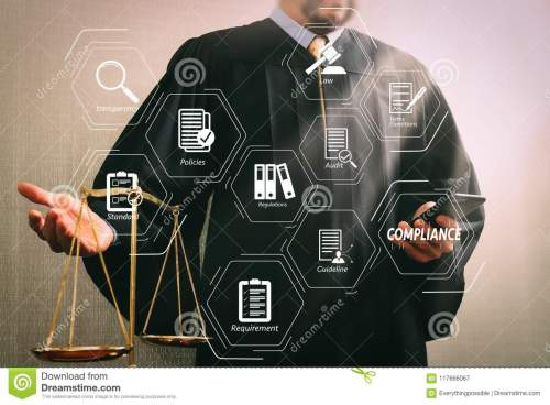 small resolution of male judge in a courtroom with the balan