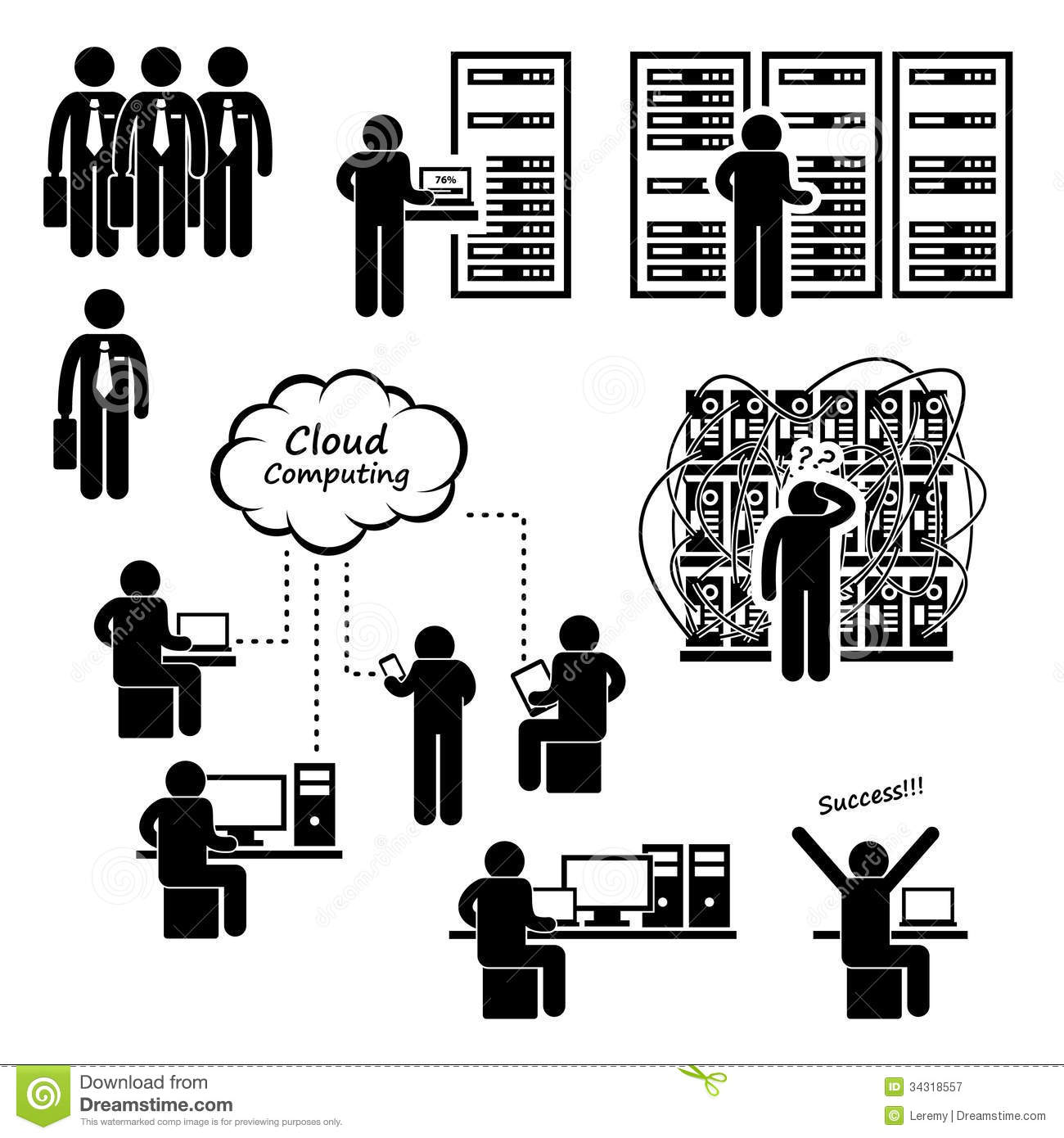 Network Clipart