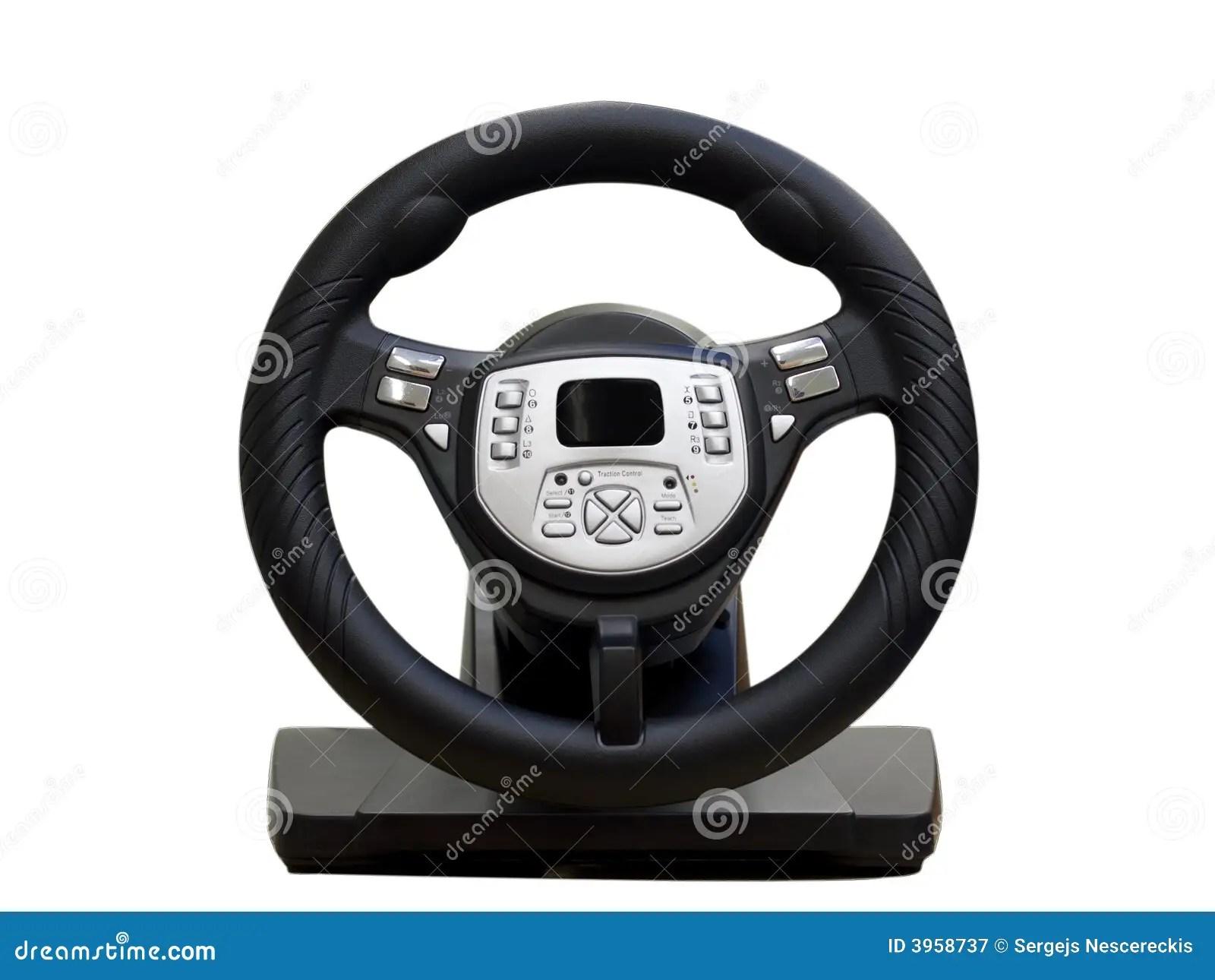 steering wheel pc traxxas t maxx 3 parts diagram computer royalty free stock photography