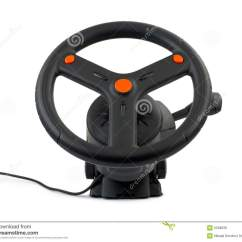 Steering Wheel Pc Photosynthesis And Respiration Cycle Diagram Computer Royalty Free Stock Images Image